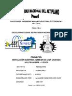 Facultad de Ingenieria Mecanica Electrica Electronica y Sistemas