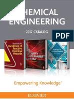 2017 Chemical Engineering Catalog