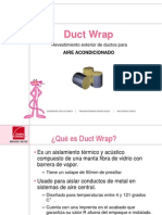 Duct Wrap