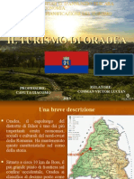 Il Turismo Di Oradea (Italian) Final