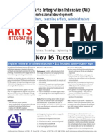 Aii Stem Flyer 2013