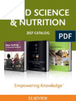 2017 Food Science and Nutrition Catalog