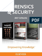 2017 Forensics and Security Catalog