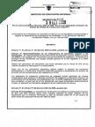 Decreto 4216 de 2009 Modificacion Decreto 3963 Reglamentacion Examen Saber Pro