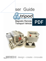 TriPod User Guide