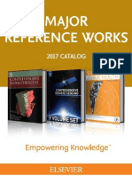2017 Major Reference Works Catalog