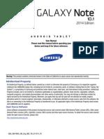 10.1 Manual Gen Sm-p600 Galaxy Note 10 English Jb User Manual Mie f5