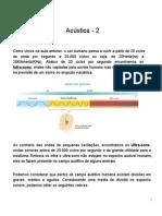 Acústica - 2