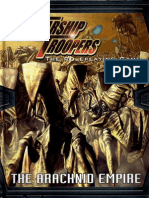 Mgp9205 - Starship Troopers the Rpg - The Arachnid Empire