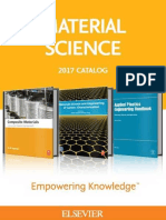 2017 Materials Science Catalog