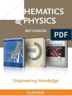 2017 Mathematics and Physics Catalog