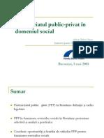 Parteneriatul Public-privat n Dom Social