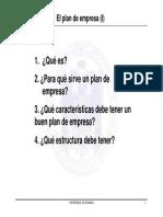 Plan Empresa