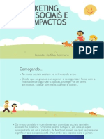 Marketing, Redes Sociais e Seus Impactos