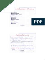 TE4109 Lecture08 10 Fundamental Antenna Parameters 1