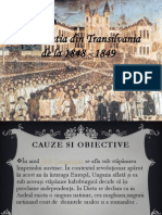 Revolutia de La 1848 1849 Din Transilvania