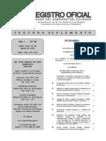 Ley Orgánica de Incentivos Para El Sector Productivo