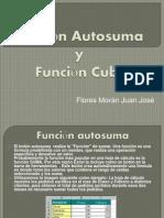 Función Autosuma