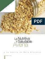 Beta Glucanos Avena