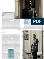 Entrevista a Guillem d'Efak per Esquire