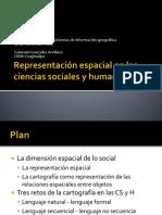 CIESAS-Representación espacial en las ciencias sociales y humanidades