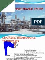 1) Preventive & Predictive Maintenance