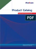 Huahuan Products Catalog 2010