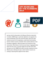Art Museums by the Numbers 2014