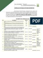 ACTA ODE - Inventario