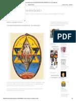 Alquimia y Esoterismo_ Los Siete Principios Hermeticos - El Kybalion