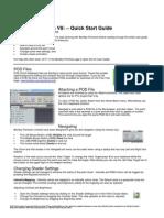 Bentley Pointools V8i-Quick Start Guide