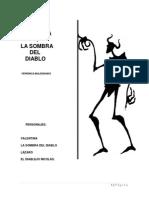 Maldonado, Veronica - Valentina y La Sombra Del Diablo