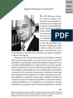 Henrique Gonzalez Casanova