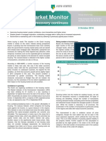 Housing Market netherlands Monitor October 2014