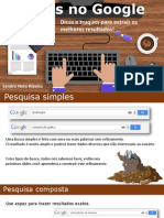 Google - aprenda a tirar os melhores resultados!