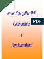 Motor caterpillar
