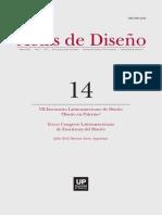 Actas de Diseño n.14