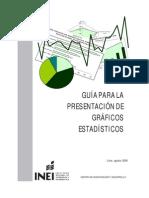 Libro Guía para la presentación de gráficos estadísticos