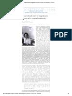 Jorge Edwards Entre La Biografía y La Ficción en La Casa de Dostoievsky. – Critica