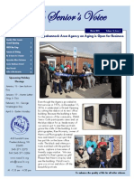 RAAA's Newsletter Winter January 2015