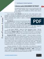 Standardul ISO 21500