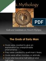 greek mythology notes 2015