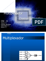 CSI II - Mux e Demux.ppt