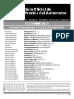 precios autos Argentina 2014