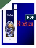 Bioetica Definiciones Clase Teorica