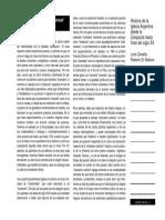 ZANATTA, Loris y DI STEFANO, Roberto - La Cultura Eclesiástica Ilustrada en El Río de La Plata