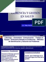 Liderazgo - Gerencia 2013-I