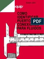 Como Identificar Puertos y Conexiones de fluidos.