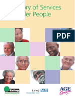 Ealing - Directory of Services for Older People