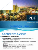 o Espaço Urbano v.2.1